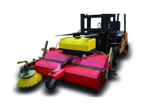 Truck Mounted Sweeper Equipment